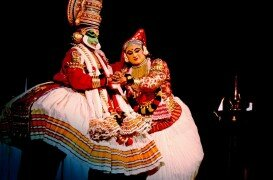KATHAKALI-Remarkable Art of India