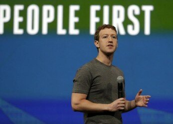 Facebook urges users to donate to fight Ebola