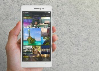 Oppo R5 With 4.85mm Thickness Launched as World's Slimmest Smartphone